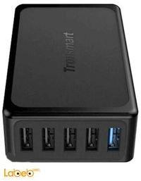 موزع طاقة Tronsmart يونيفرسال 5 منافذ USB اسود TS-UC5PC