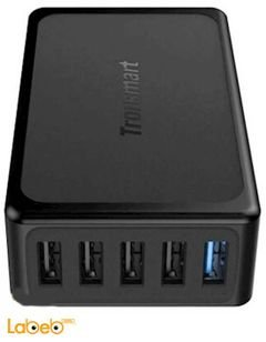 Tronsmart VoltiQ - 5 ports USB - Black Color - TS-UC5PC