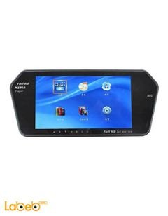 Rearview LED monitor - 7 inch - touchscreen - Full HD - Bluetooth