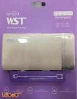 Wst powerbank 9000mAh white color Dp663 model
