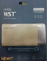 Wst powerbank 6000mAh beige color Dp662 model