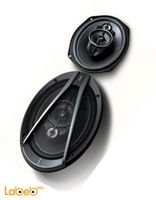 Sony 3 way car speakers 500W Peak Power 88db XS-GTX6932