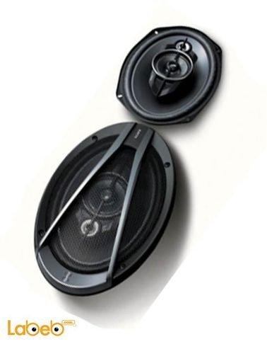 سماعات للسيارة سوني 500 واط 88 ديسيبيل اسود XS-GTX6932