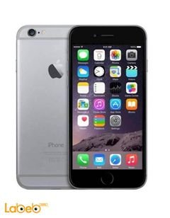 Apple Iphone 6 Plus smartphone - 16GB - 5.5inch - gray - A1524