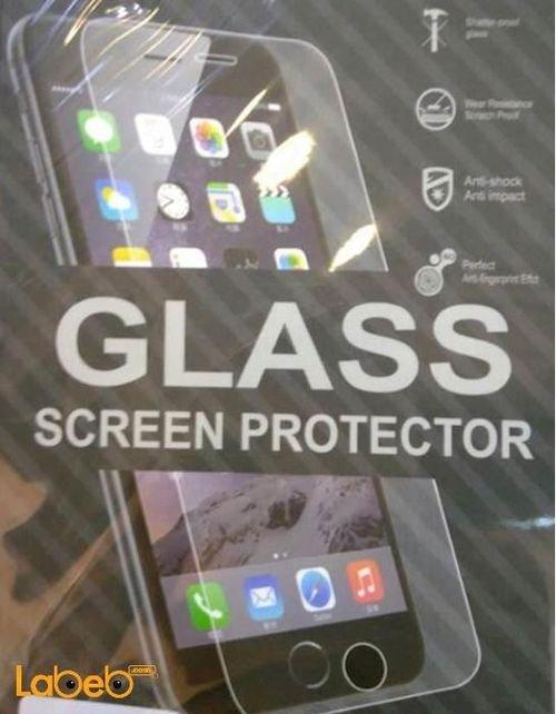 واقي شاشة زجاجي ROCK مناسب لموبايل ايفون 7 معالج بالحراره 9H
