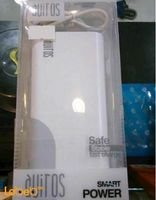 Auiros smart power bank 15000mAh White color AS-399 model