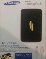 Samsung power bank 50000mAh Black color P8 07 model