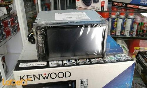 شاشة سيارة LCD مع جهاز استقبال كينوود DDX416BTM حجم 6.2 انش
