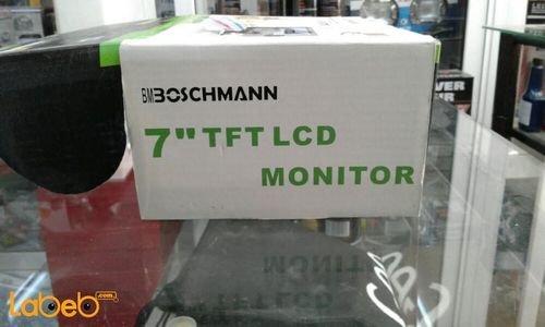 شاشة سيارة لمس Boschmann حجم 7 إنش HD 800*480