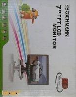 Boschmann TFT LCD car monitor 7inch 800X480 HD