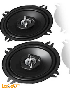 JVC 2-Way Coaxial Speakers - 250w - Black color - CS-J520X model