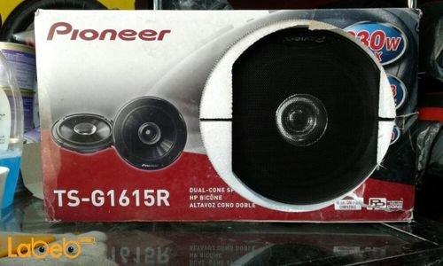 مضخم صوت للسيارة Pioneer موديل TS-G1615R