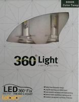 360°light fix head light - LED