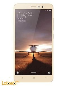 Mi smartphone - 16GB - 5.5inch - gold color - Redmi note 3