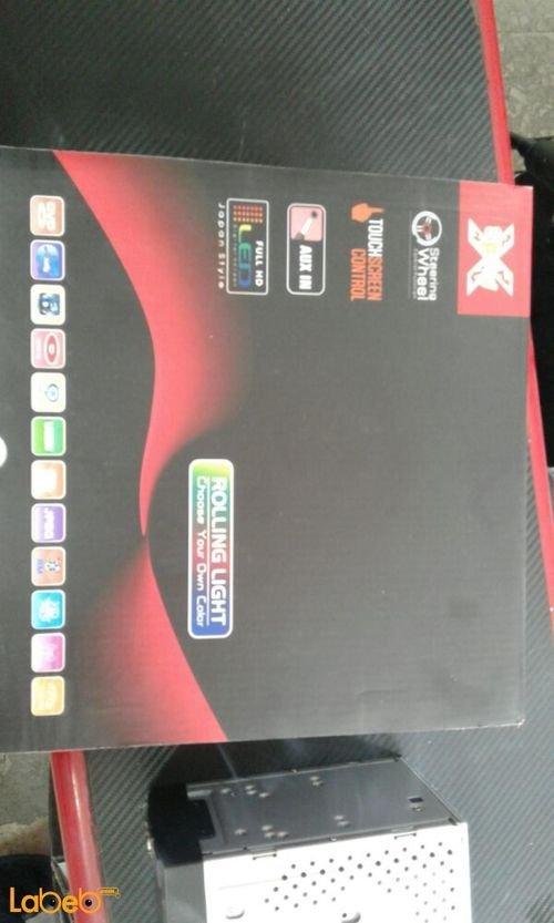 شاشة لمس للسيارة Xsound حجم 7 انش فل اتش دي