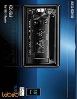 مسجل سيارة كينوود سي دي منفذ USB و AUX اسود KDC-U363
