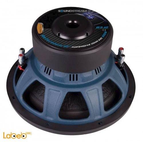 سماعات للسيارة Soundstream قدرة 800 واط حجم 12 انش R3-12