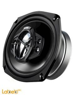 JVC 5-Way Coaxial Car Speakers - 800W - 6x9inch - CS-DR6950H