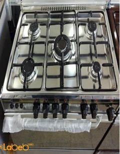 Stigg Oven - 5 Burners - 60x80 cm - Stainless - SG855W model