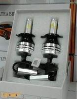 ضوء للسيارة LED من CREE قدرة 65 واط يضيء أربع جهات