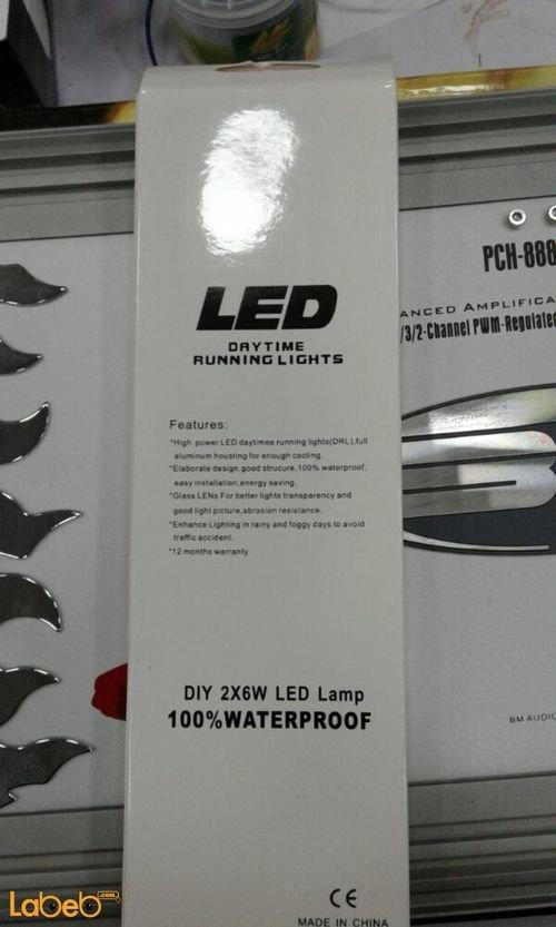 مواصفات أضواء أمامية LED للسيارات