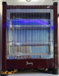 Barakanda Quartz heater - 1500W - Brown - Lx-1502 model
