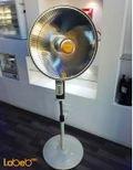 مدفئة كهربائية عامودية Barakanda - قدرة 1400 واط - أبيض - D103
