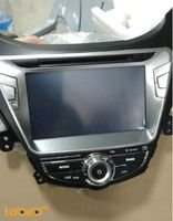 LED DVD fresh screen display HD USB port Black color