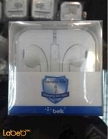 Belk EarPods with remote and mic White MD827