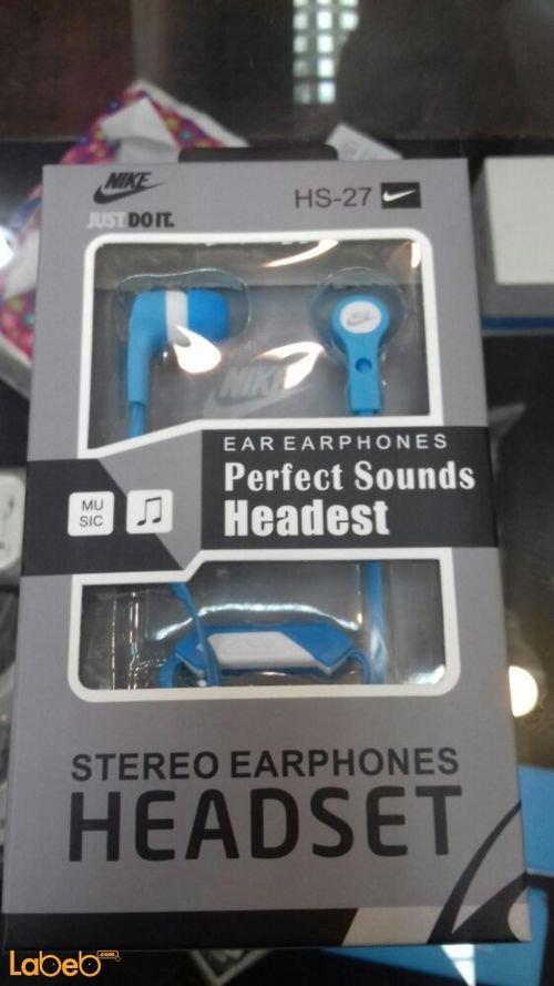 NIKE Stereo Earphone Headset with mic