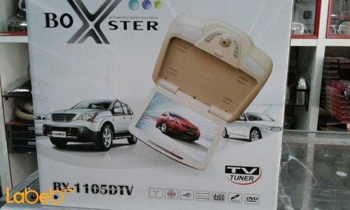 شاشة سيارة للسقف Boxster مع DVD حجم 11 انش موديل BX-1105DTV