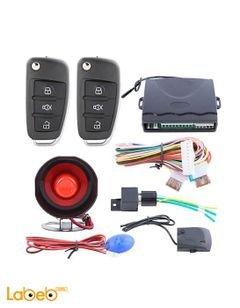 PLC Car Alarm System - remote control - W76 model