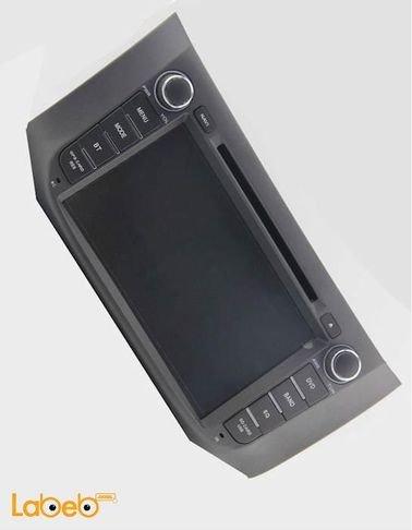 نظام الوسائط المتعددة jiutech للسيارة - 8 انش - DVD - أسود - S100