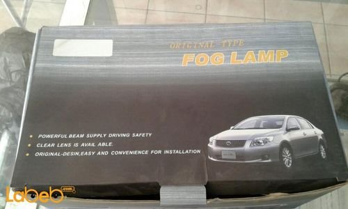 specifications Front car lights