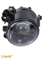 Front car lights fog lamp clear lens white color