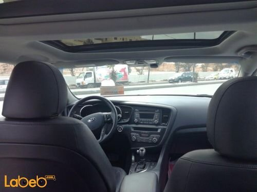 سيارة كايا أوبتيما 2013 هايبرد