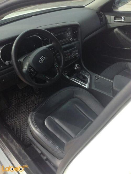 سيارة كايا أوبتيما 2013 هايبرد محرك 2000 سي سي