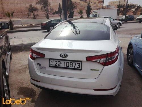 سيارة كايا أوبتيما 2013 أبيض