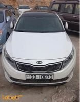 Kia Optima 2013 Hybrid Engine Capacity 2000cc white 35000Mile
