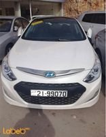 Hyundai Sonata 2014 - Engine Capacity 2000 Automatic Pearly white