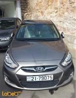 Hyundai Accent Engine Capacity 1600 Bronze color 2015