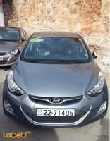 Hyundai Avante MD Grey color Engine Capacity 1600 - Year 2013