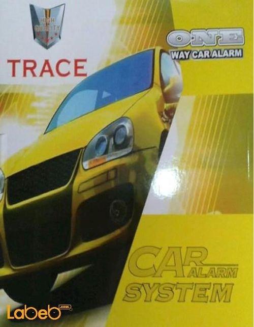جهاز إنذار لحماية السيارات Trace