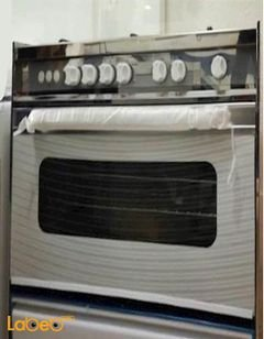 Stigg Oven - 5 Burners - 60x90 cm - White - SG960BL model