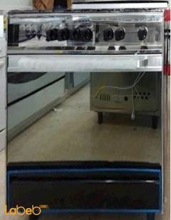 Stigg Oven - 5 Burners - 60x90 cm - Black - SG960BL model