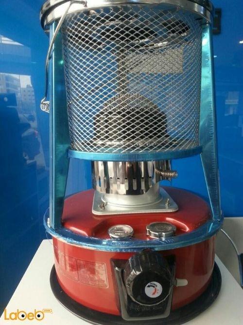 Fujix kerosena space heater 5L Safety Red color KSP2310