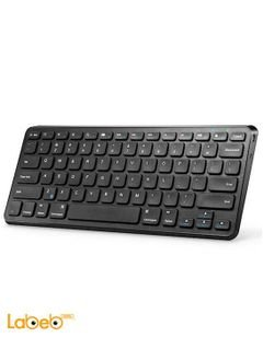 Anker Ultra-Compact Bluetooth Keyboard - Black - A7721S11