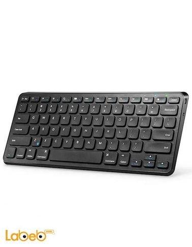 لوحة مفاتيح بلوتوث أنكر - لون اسود - موديل A7721S11