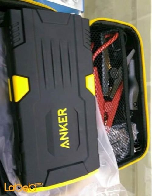 Anker powercore jump starter 600A 15000mAh Black A1531