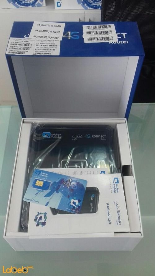 Mobily 4G Connect Router